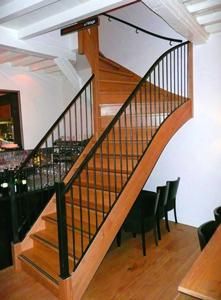 Leuningwerk restaurant